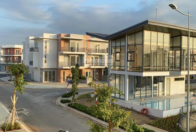 Hot! Cần tiền bán gấp 1 trong 2 căn nhà phố dự án Dragon village quận 9 - LH: 0934002129