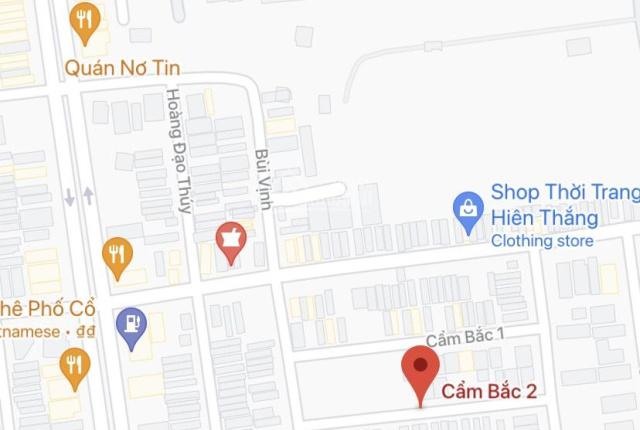 Cần bán đất khu biệt thự vip 10x16m - Cẩm Bắc 2 - P. Khuê Trung