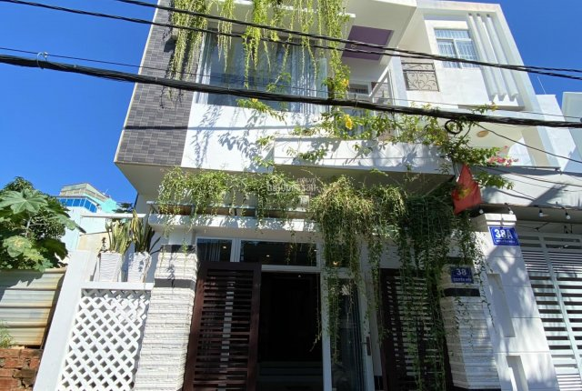 Nhà cho thuê tránh dịch, đầy đủ tiện nghi, chỉ vào là ở - 38 Nguyễn Hiền, Vũng Tàu