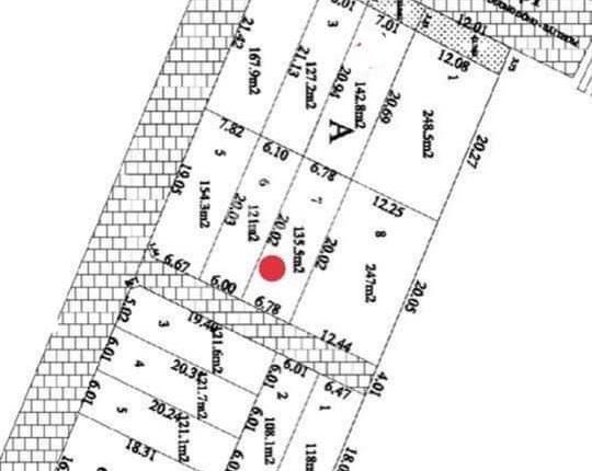 Bán lô đất Búng Gội đường lên Vinpearl Phú Quốc giá 13tr/m2 Call: 0969.2000.85