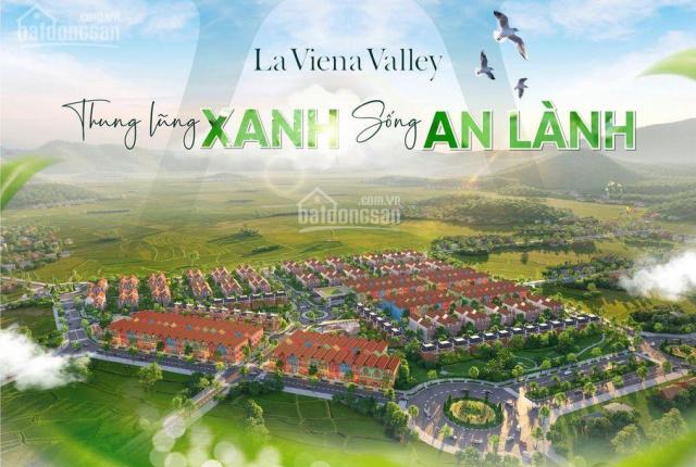 Bán lô góc 2 mặt tiền dự án đất nền khu đô thị La Viena Valley Đà Bắc Hòa Bình. Liên hệ: 0967816474