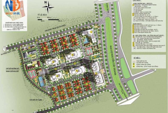 Kẹt tiền bán gấp căn nhà trong dự án 10ha khu nhà ở cán bộ sỹ quan vùng 4 Hải Quân. Miễn trung gian