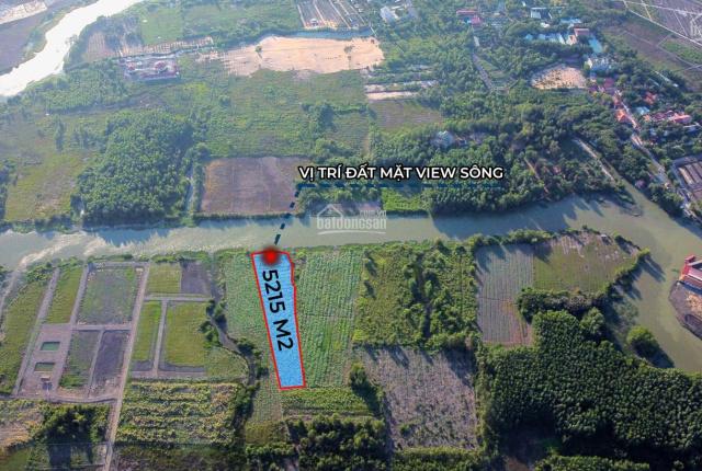Bán đất view sông Phước Khánh, Nhơn Trạch, Đồng Nai