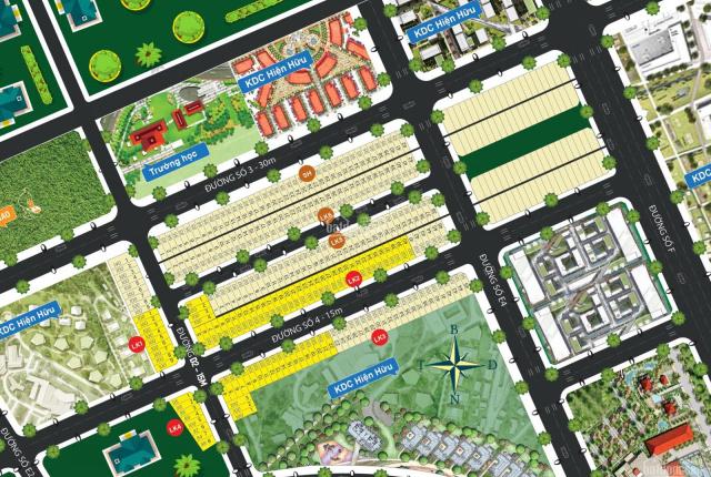 Đất nền Mỹ Xuân - Phú Mỹ, giá chỉ 15tr/m2 - Tiềm năng sinh lời cao