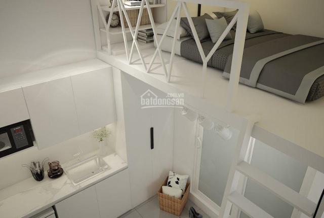 Bán tòa Apartment Mini 8 tầng Cầu Giấy, gần phố, 34 Phòng KK, DT 120 triệu/tháng, 14 tỷ