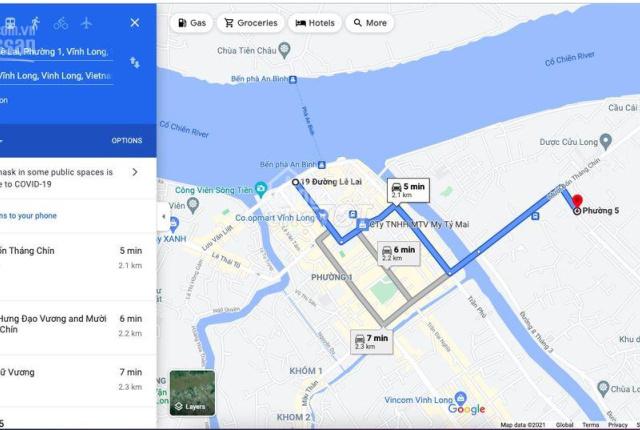 Chính chủ bán 90m2 Vĩnh Long New Town (Minh Linh) - đất trung tâm P5 - TP. Vĩnh Long