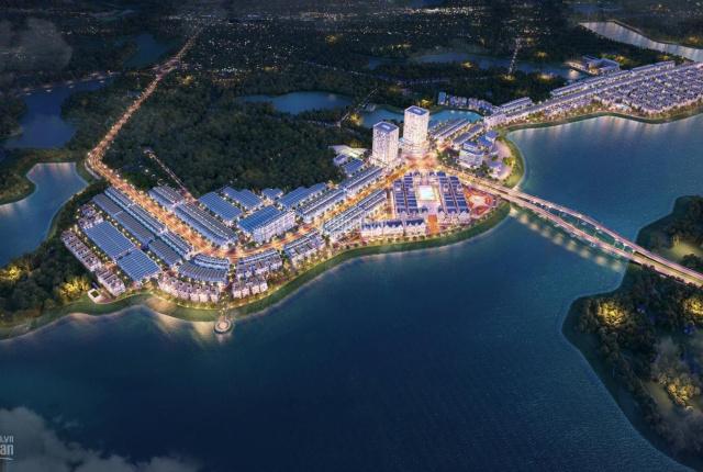 Độc quyền 50 lô LK, BT ngoại giao đẹp nhất KĐT River Bay, giá CĐT cơ hội vàng đầu tư sinh lời