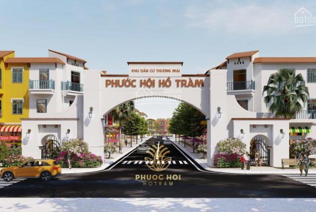 Chính thức nhận booking khu dân cư Phước Hội - Hồ Tràm chỉ 16tr/m2 cách biển 100m. LH: 0909.899.391