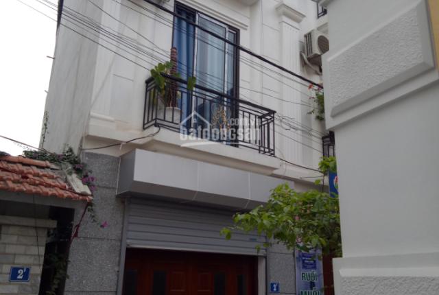 Bán nhà 3.5 tầng, DT 37m2, thổ cư SĐ CC ở xã La Phù, Hoài Đức, HN. Gần đường Lê Trọng Tấn, Hà Đông