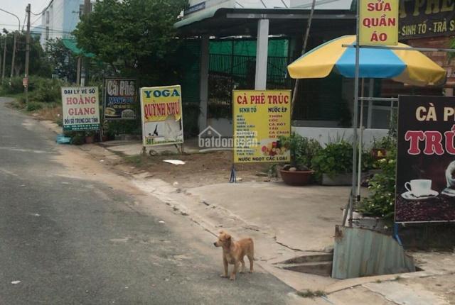 Bán đất 125m2, sổ hồng riêng kdc Tân Đức, đường MT 20m, thuận tiện kinh doanh, buôn bán, xây trọ