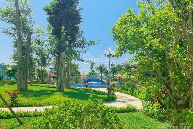 Sở hữu ngay shophouse đường 27m KĐT The Capella Garden Nha Trang giá chỉ từ 5,4tỷ, LH 0963 516 248