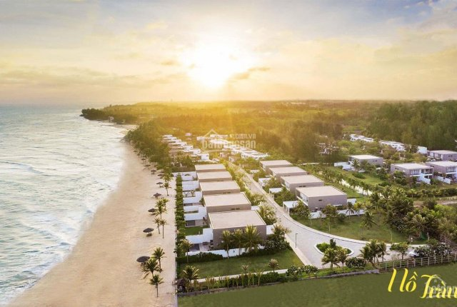 Mở bán đợt 1, khu đô thị biển - Phước Hội Hồ Tràm, sổ hồng riêng 100% thổ cư sở hữu lâu dài