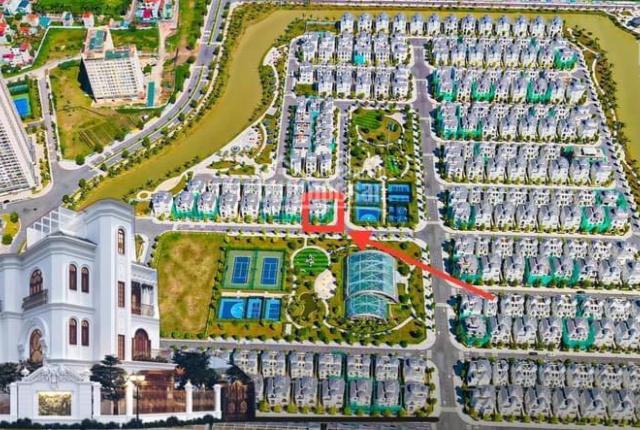 Chính chủ bán nhanh đơn lập góc 330m2 ngọc trai giá tốt trong tháng - Vị trí hiếm có LH☎️ 0901366888