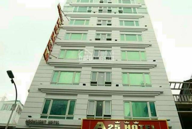 Bán khách sạn vip 3 sao - Nguyễn Trãi - P. Bến Thành - Q.1