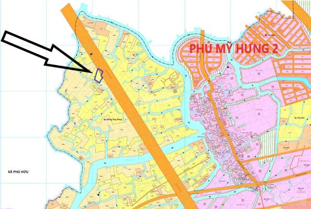 Siêu phẩm đất mặt tiền cầu Cát Lái, gần dự án Phú Mỹ Hưng cho khách vip đầu tư - LH: 0356.346.379