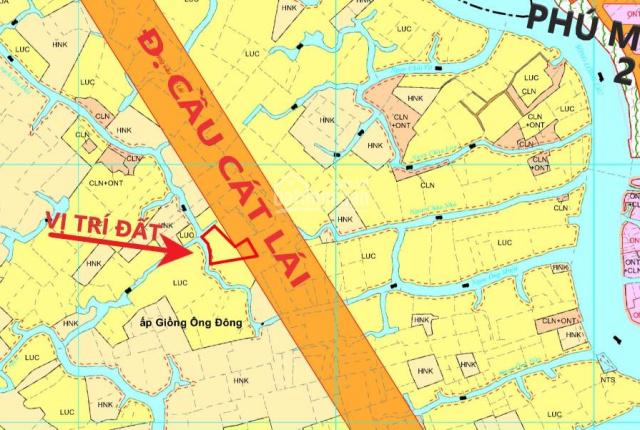 (Vip) bán đất mặt tiền cầu Cát Lái, giá sinh viên, sát dự án Phú Mỹ Hưng -LH: 0356.346.379
