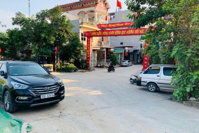 Đất đẹp lô góc 2 mặt ngõ ô tô tải, 31.5m2 khu trạm bơm Yên Nghĩa, thoáng mát nhiều cây xanh