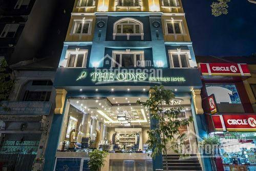 Bán khách sạn 4 sao Nguyễn Thái Bình - P. Nguyễn Thái Bình - Q.1
