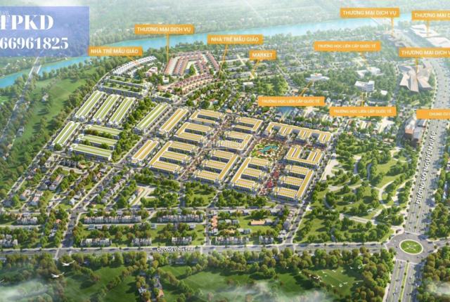 Khu đô thị kiểu mẫu tích hợp ĐẦU TIÊN và DUY NHẤT tại Nha Trang