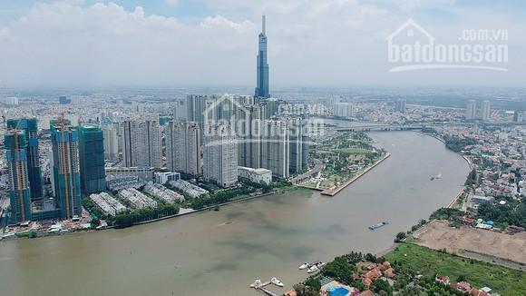 Thời điểm vàng tích trữ 1,8 hecta mặt tiền sông Sài Gòn, Quận 12, giáp Gò Vấp và TP. Thủ Đức