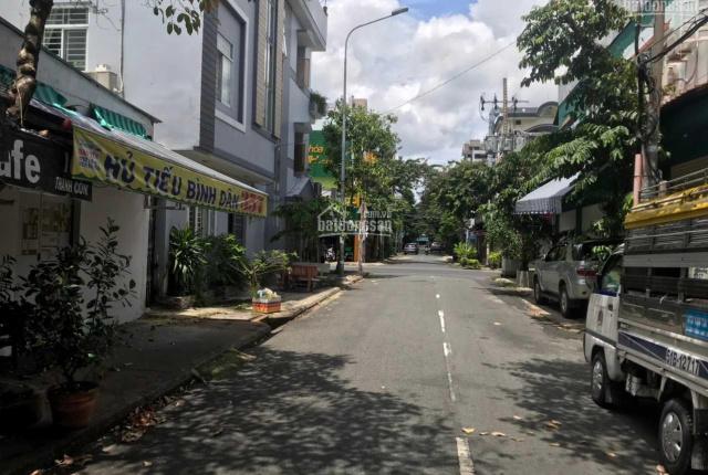 Cho thuê nhà mặt tiền quận Tân Phú