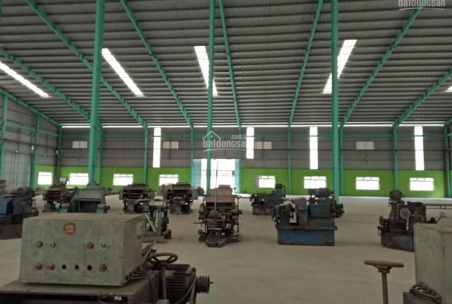 Cần tiền bán gấp 7500m2 xưởng SX mới 100% tại Đức Hòa - Long An. LH: 0981326099