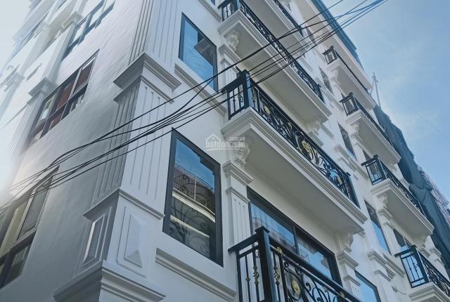 Bán gấp nhà mặt phố Mai Động - 6 tầng - thang máy - ô tô tránh - kinh doanh - giá cắt lỗ 10,7 tỷ