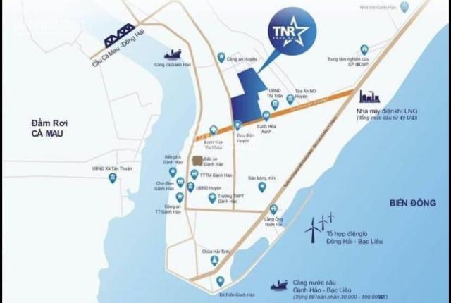 Đất nền KĐT TNR Stars Đông Hải giá tốt 0353715599