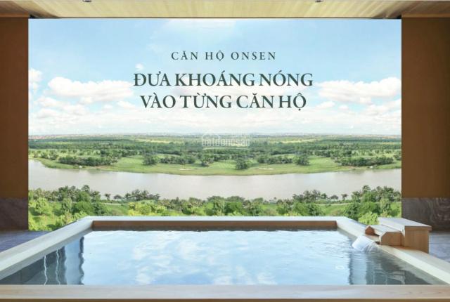 Căn hộ suối khoáng nóng lợi nhuận 18% 1 năm vị trí đẹp nhất Ecopark, cách hồ Hoàn Kiếm 14km