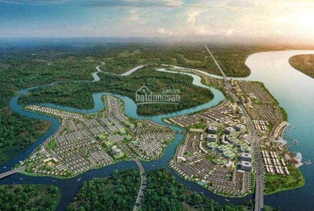 Aqua City - nhà phố trực diện công viên 110m2 - vị trí đẹp có giới hạn