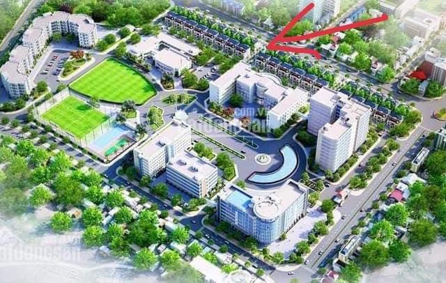 Duy nhất - giáo viên cần tiền nhượng lại lô đất tại dự án trường đại học Tài Chính Ngân Hàng