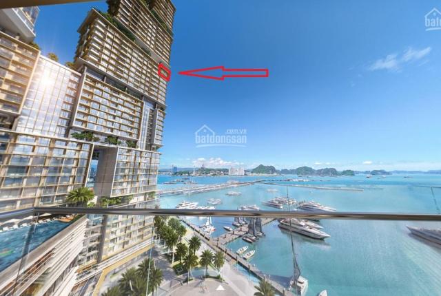 Bán căn hộ 3 phòng ngủ tòa A tầng 32 Sun Marina Town Hạ Long chính chủ