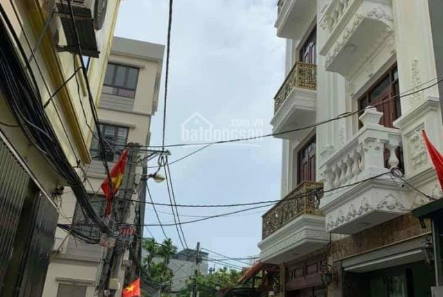 Bán nhà 4 tầng Ngọc Thụy, Long Biên ô tô vào