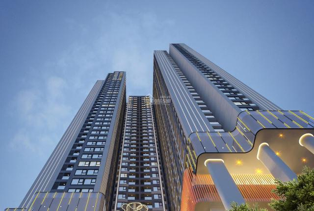Chung cư Hoàng Huy Grand Tower Hải Phòng, giá 1 tỷ 350