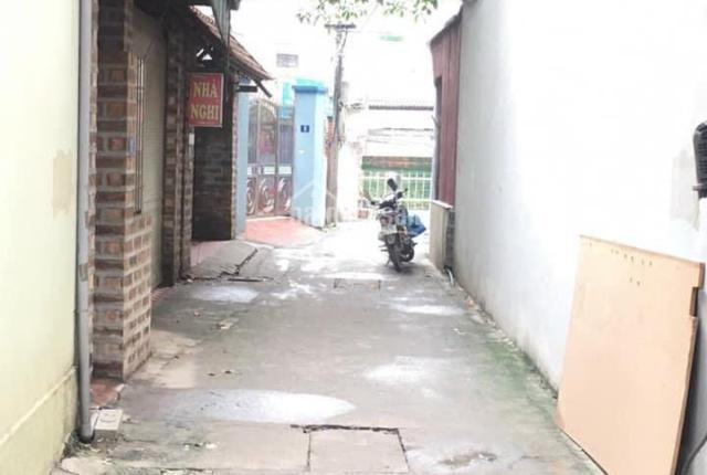 Ngay mặt phố Ngô Xuân Quảng, Trâu Quỳ, Gia Lâm, Hn Ô tô đỗ cửa ngày đêm 62,8m x 43tr/m2