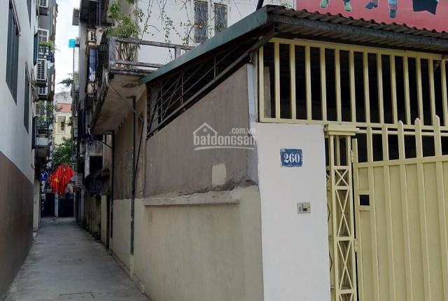 Cho thuê nhà số 260 mặt phố Lê Trọng Tấn