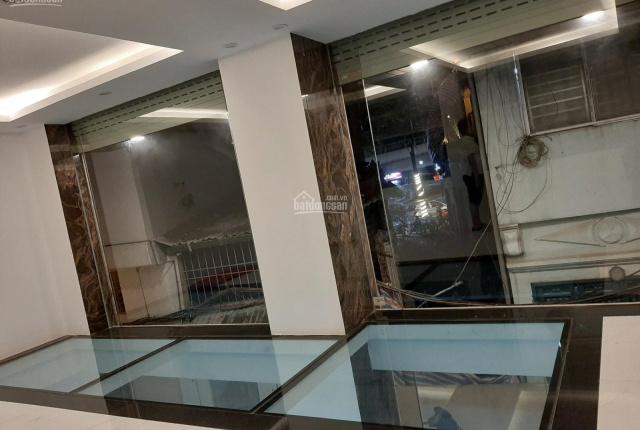 Bán nhà phố kinh doanh Lò Đúc, 56m2, 7 tầng, MT 8m, giá bán nhỉnh 9 tỷ, thang máy nội thất cao cấp