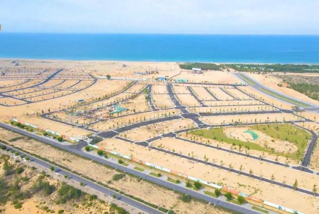 Đât nền mặt tiền biển sở hữu lâu dài Nhơn Hội New City
