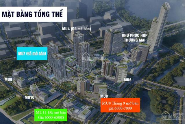 Bán căn 2PN Tòa Linden Empire city , giá 9,6 tỷ Huỳnh Thư 0905724972