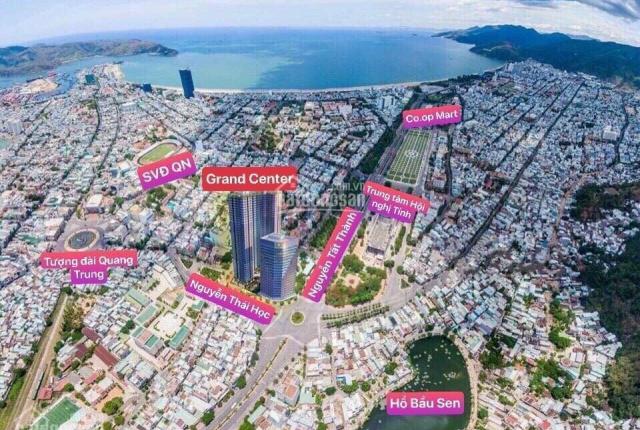Bán căn hộ Grand Center Quy Nhơn Hướng Đông Bắc giá chỉ 2,6 tỷ view biển nhìn về Mũi Tấn