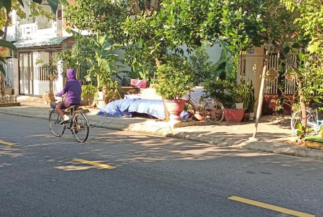 Vị trí đường 7m5 gần chợ dân sinh ,trường học