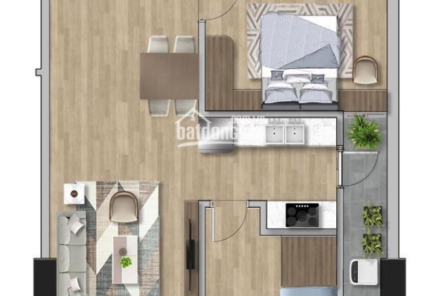 Cần bán căn hộ A10 2PN 2VS 71m2 ban công đông nam dự án Tecco Diamond giá 1,75 tỷ, LH: 0862.798.969