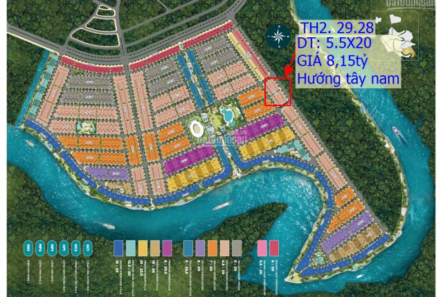 Chính chủ cần bán nhà phố Aqua city khu the Phoenix , 5.5x20 giá 8,15 tỷ. trả góp 4% trong 3 tháng