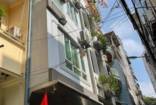 Bán gấp nhà phố Nguyên Hồng - ô tô - kinh doanh - nhà đẹp: 55m2, 5T, MT 4m, 12.5 tỷ. 0943390960