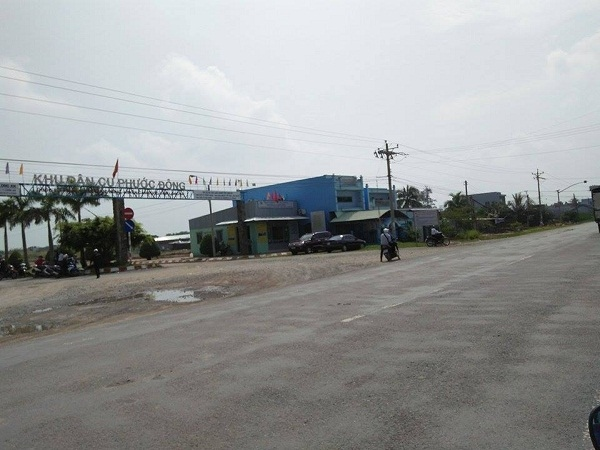 KĐT Cầu Cảng Phước Đông