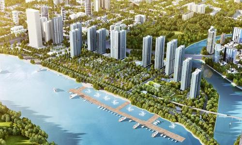 Cát Tường Phú Sinh  Khu đô thị TM DV du lịch sinh thái