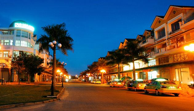 khu đô thị đẹp nhất Viêt Nam
