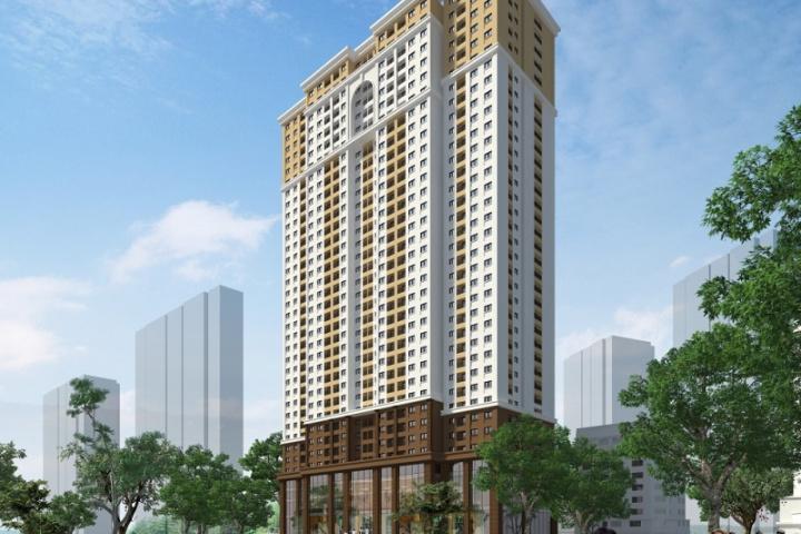 Giới thiệu chung cư Eco Green Tower Giáp Nhị