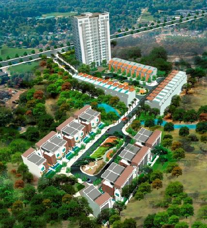 Khu dân cư Sài Gòn Mới