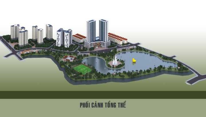 Flycam |  Phóng sự về chung cư TBCO RiverSide của Tien Bo Group